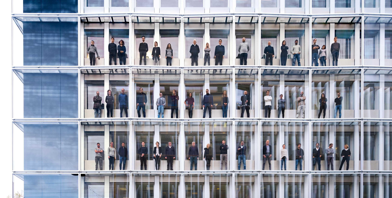 2017:  les deux ateliers d'architecture fusionnent au départ des deux fondateurs (brodbeck roulet architectes associés sa)